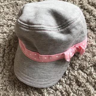 ミキハウス MIKI HOUSE 帽子 キャップ 美品(帽子)