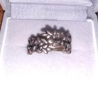 リーフsilverリング(リング(指輪))