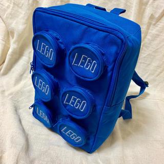レゴ(Lego)のレゴ リュック ブルー(リュックサック)