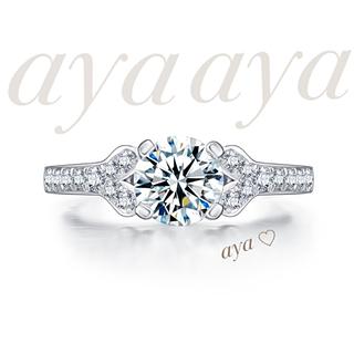 SONAダイヤモンド  最高級合成ダイヤモンドリング  1.0ct(リング(指輪))