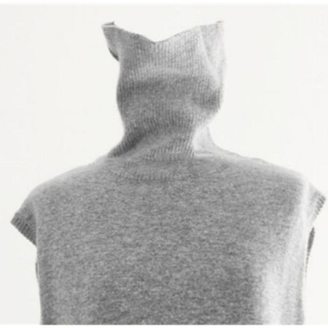ZARA(ザラ)のニットロングワンピース レディースのワンピース(ロングワンピース/マキシワンピース)の商品写真