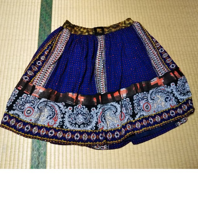 TSUMORI CHISATO(ツモリチサト)のTSUMORI CHISATO スカート レディースのスカート(ひざ丈スカート)の商品写真