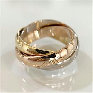 カルティエ(Cartier)のカルティエ トリニティ リング(リング(指輪))