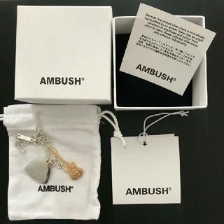 アンブッシュ(AMBUSH)のAMBUSH  メンズ ネックレス 🎸   新品 、正规品(ネックレス)