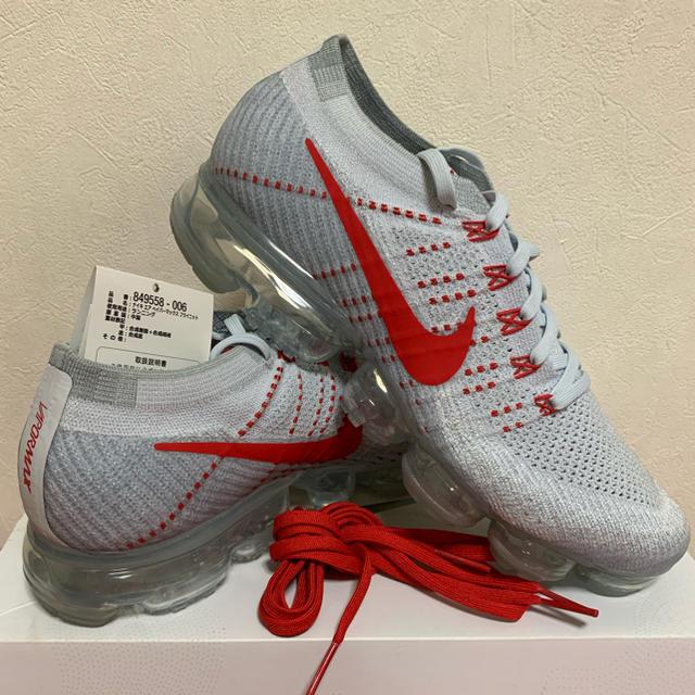 NIKE(ナイキ)のNike Air Vapormax Flyknit OGエアヴェイパー17ss メンズの靴/シューズ(スニーカー)の商品写真