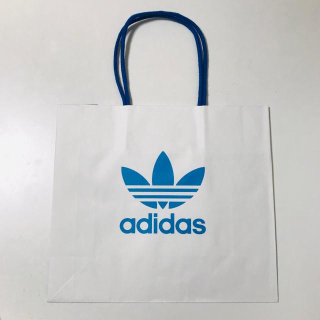 adidas(アディダス)のadidas トートバッグ ショップ袋 レディースのバッグ(ショップ袋)の商品写真