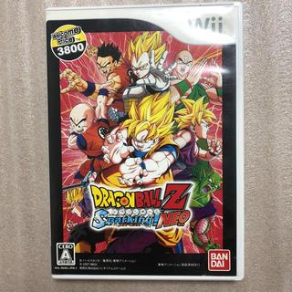 ウィー(Wii)のドラゴンボールZ Sparking!NEO Welcome Price3800(家庭用ゲームソフト)