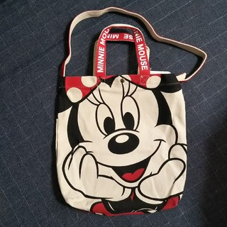 ディズニー(Disney)の新品 Disney ミニーマウス トートバッグ ディズニー(キャラクターグッズ)