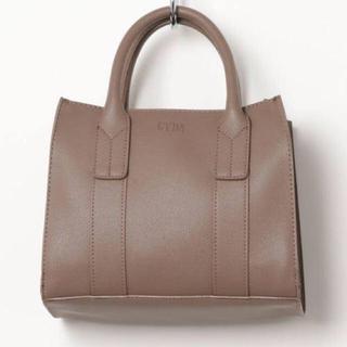 ジェイダ(GYDA)のレオパードデザインバッグ(ハンドバッグ)