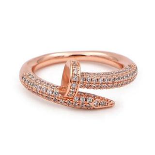 カルティエ(Cartier)の最高級!!◆大人気!!釘リング!!(リング(指輪))