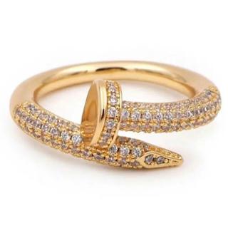 カルティエ(Cartier)の最高級!!◆大人気◆釘リング(リング(指輪))