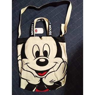 ディズニー(Disney)の新品 Disney ミッキーマウス トートバッグ ディズニー(キャラクターグッズ)