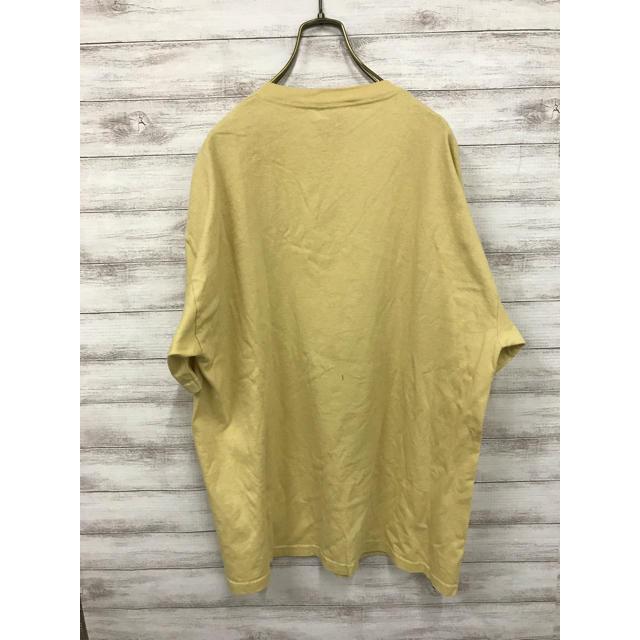 Disney(ディズニー)のディズニー  ミッキー 半袖/キャラクターTシャツ  カットソー L メンズのトップス(Tシャツ/カットソー(半袖/袖なし))の商品写真
