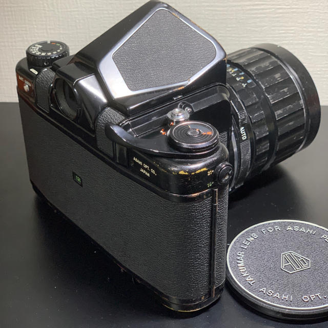 PENTAX(ペンタックス)のpentax 67 レンズ 75mm F4.5 スマホ/家電/カメラのカメラ(フィルムカメラ)の商品写真