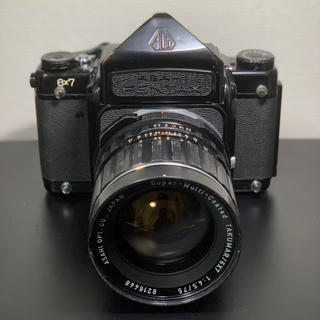 PENTAX - pentax 67 レンズ 75mm F4.5