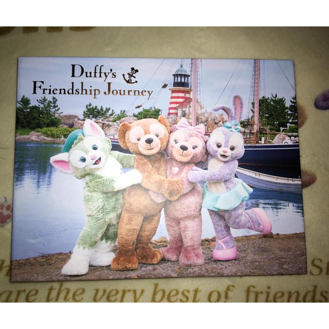 Disney(ディズニー)の実写⭐️ダッフィー&フレンズ ポストカードセット エンタメ/ホビーのおもちゃ/ぬいぐるみ(キャラクターグッズ)の商品写真