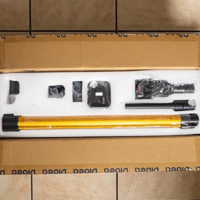 Dibea D18コードレス掃除機 dibea 人気 格安 送料無料 スマホ/家電/カメラの生活家電(掃除機)の商品写真