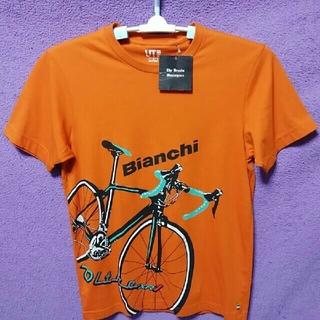 Bianchi - Bianchi🚲Tシャツ🚲Sサイズ