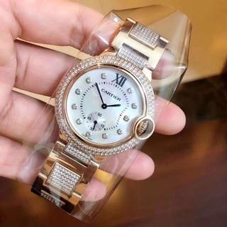 Cartier パンテールSM(腕時計(デジタル))