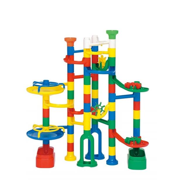 くみくみスロープ 新品 キッズ/ベビー/マタニティのおもちゃ(知育玩具)の商品写真