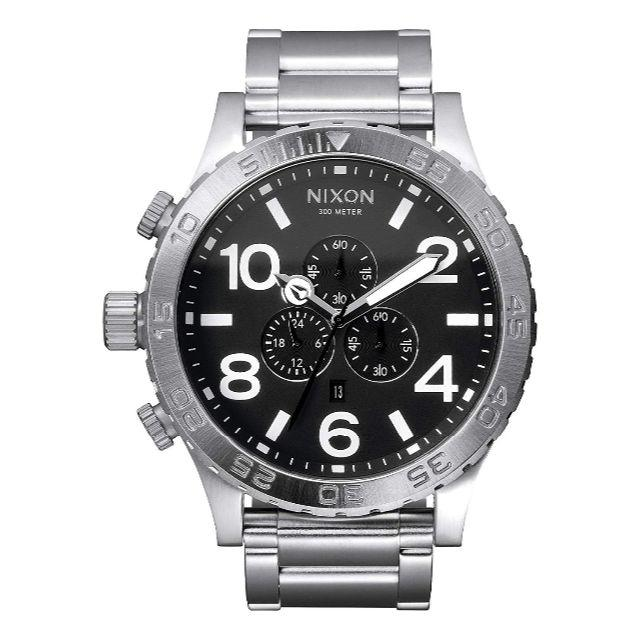 NIXON - ニクソン NIXON 腕時計 クロノグラフ 51-30 A083-000の通販 by NEPISU's shop|ニクソンならラクマ