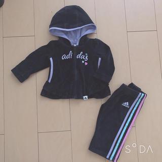 アディダス(adidas)のadidas セットアップ(ワンピース)