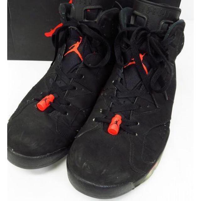 NIKE(ナイキ)のNIKE/ナイキ AIR JORDAN 6 RETRO メンズの靴/シューズ(スニーカー)の商品写真