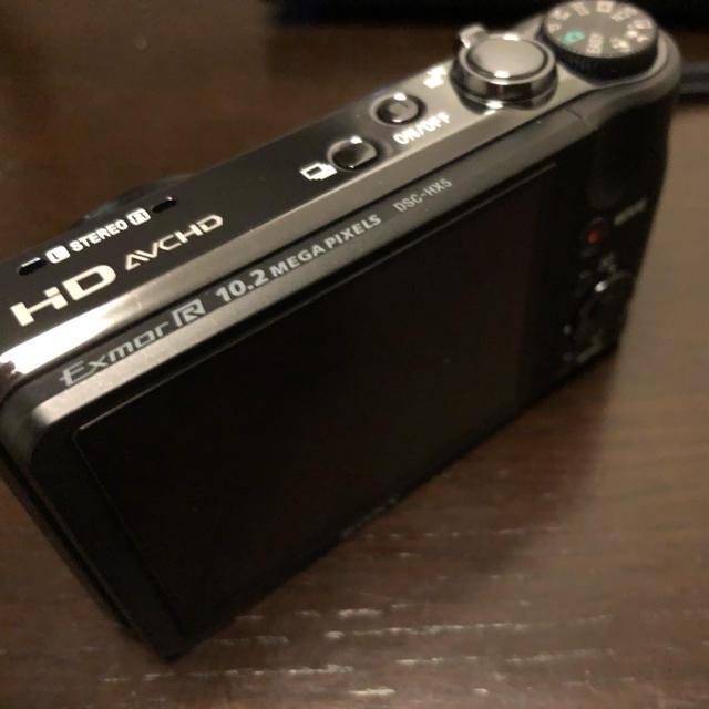 SONY(ソニー)のSony サイバーショット DSC-HX5V スマホ/家電/カメラのカメラ(コンパクトデジタルカメラ)の商品写真