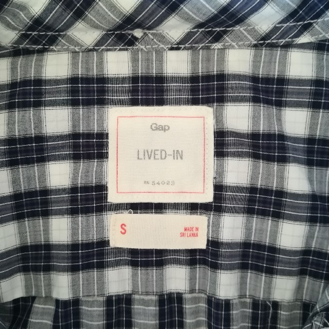 GAP(ギャップ)のGAP 長袖メンズシャツ  メンズのトップス(シャツ)の商品写真