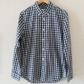 ギャップ(GAP)のGAP 長袖メンズシャツ (シャツ)