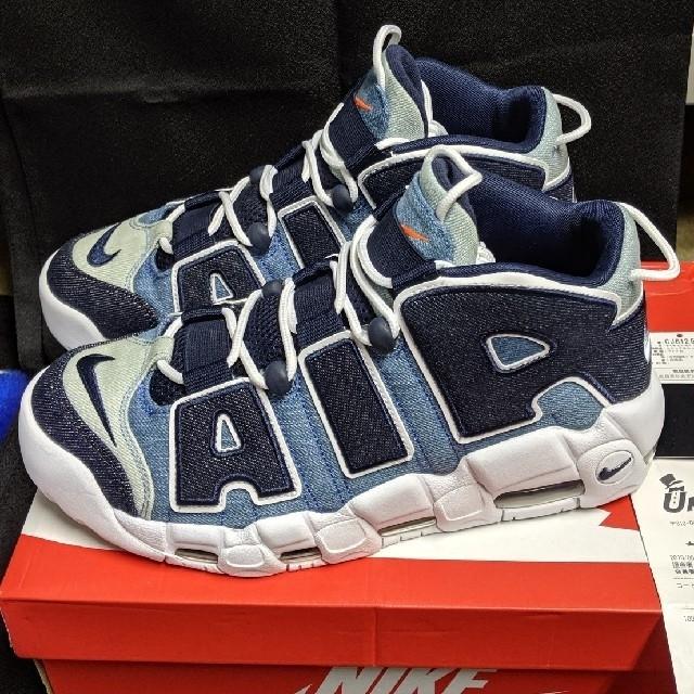 NIKE(ナイキ)のNIKE AIR MORE UPTEMPO 96 QSモア アップテンポ メンズの靴/シューズ(スニーカー)の商品写真