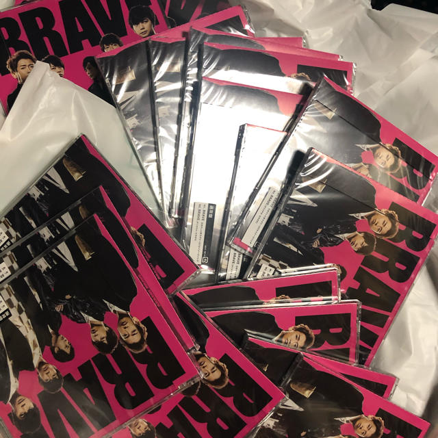 嵐(アラシ)の嵐 cd エンタメ/ホビーのタレントグッズ(アイドルグッズ)の商品写真
