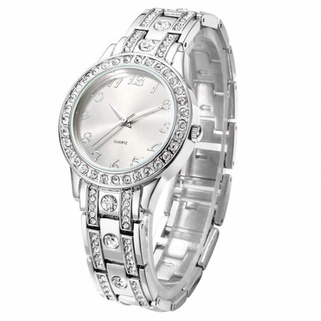 人気急上昇!腕時計 ステンレス ベルト レディースの通販 by りんちゃん's shop|ラクマ