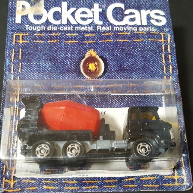 TOMMY(トミー)のレア トミカ 日本製 輸出 日野ミキサー  エンタメ/ホビーのおもちゃ/ぬいぐるみ(ミニカー)の商品写真