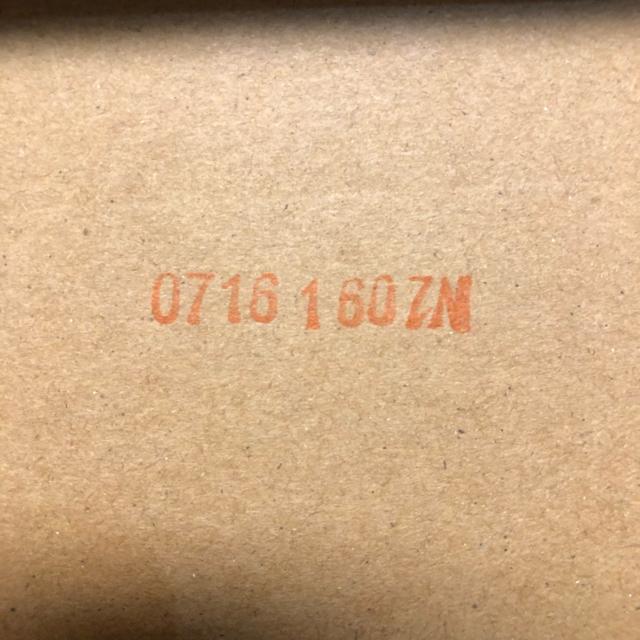 NIKE(ナイキ)のNIKE AIR JORDAN1 OG BANNED 2016年 27.5 美品 メンズの靴/シューズ(スニーカー)の商品写真