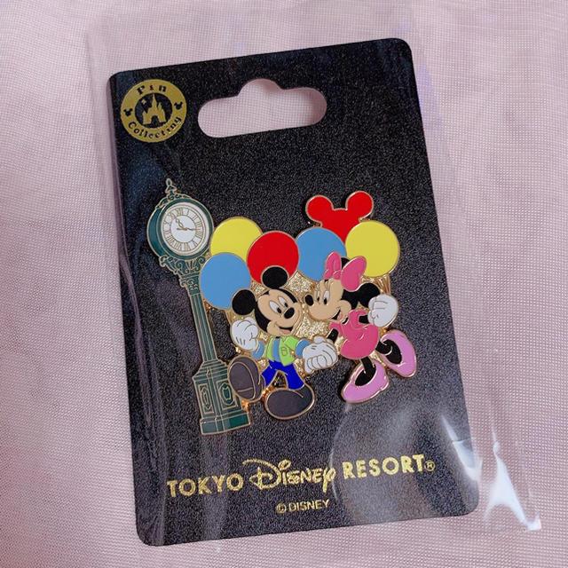 Disney(ディズニー)のディズニー ピンバッジ エンタメ/ホビーのおもちゃ/ぬいぐるみ(キャラクターグッズ)の商品写真