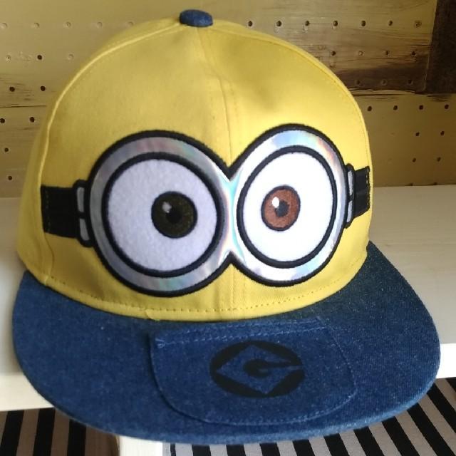 lilia様専用☆USJミニオンキャップ レディースの帽子(キャップ)の商品写真
