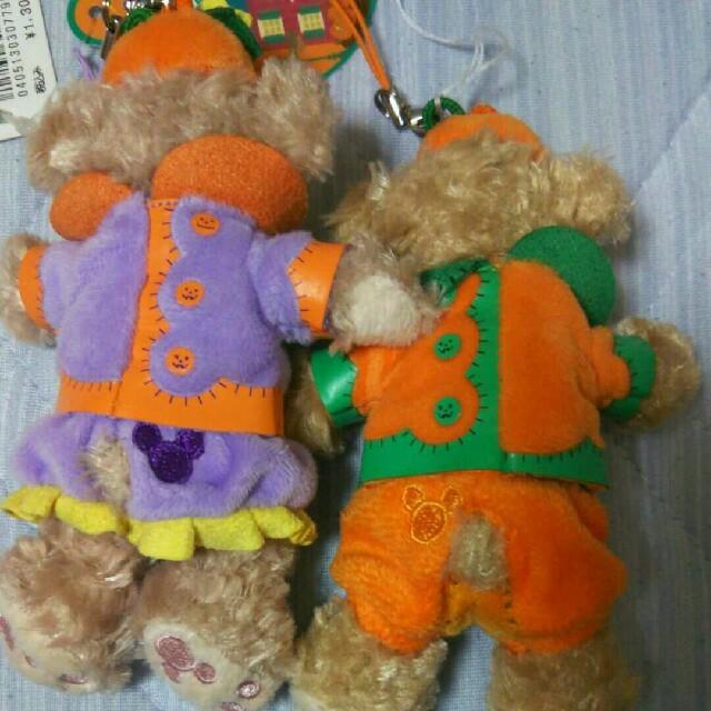 ダッフィー(ダッフィー)のダッフィー シェリーメイ エンタメ/ホビーのおもちゃ/ぬいぐるみ(ぬいぐるみ)の商品写真
