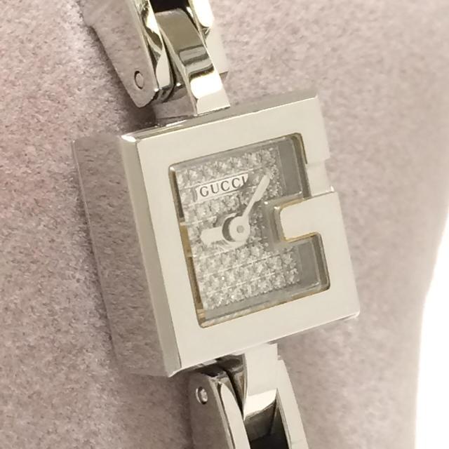 Gucci - 5.超美品 グッチ GUCCI 時計 102の通販 by 夢市場|グッチならラクマ
