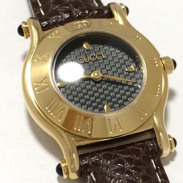 Gucci - 8.超美品 グッチ GUCCI 時計 6500Lの通販 by 夢市場|グッチならラクマ