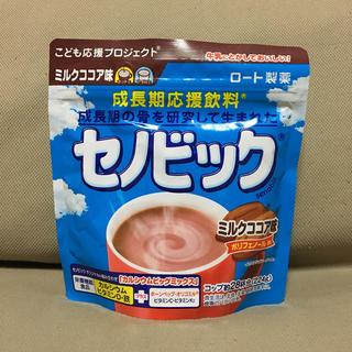 ロートセイヤク(ロート製薬)のセノビック ミルクココア味(その他)