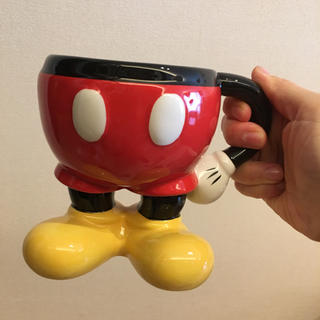 Disney - 未使用☆ミッキー☆マグカップ
