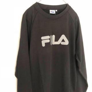 フィラ(FILA)の【新品】FILA トレーナー スウェット(スウェット)
