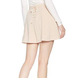 リリーブラウン(Lily Brown)の[リリーブラウン] スカート見えショートパンツ(ショートパンツ)