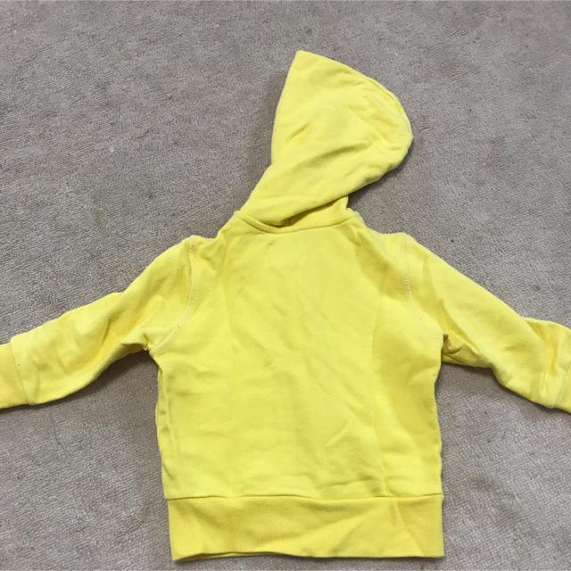 DIESEL(ディーゼル)のディーゼル  パーカー キッズ/ベビー/マタニティのキッズ服 男の子用(90cm~)(ジャケット/上着)の商品写真