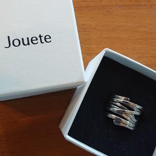 ジュエティ(jouetie)のJouete ジェンダレス リング 15号(リング(指輪))