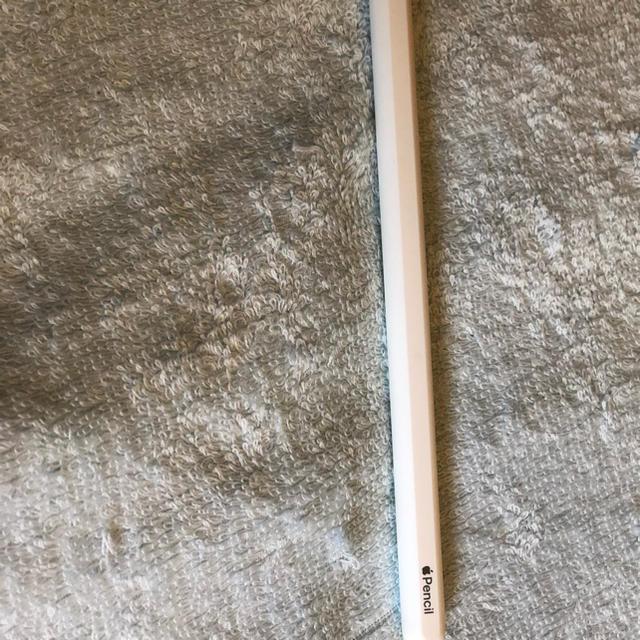 Apple(アップル)のApple pencil スマホ/家電/カメラのPC/タブレット(PC周辺機器)の商品写真