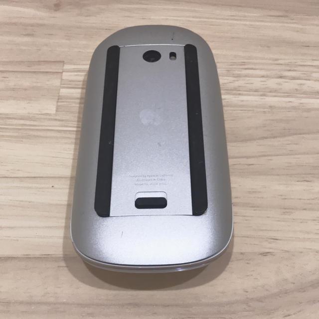 Apple(アップル)の【動作確認済】Apple純正 Magic Mouse 送料無料 スマホ/家電/カメラのPC/タブレット(PC周辺機器)の商品写真