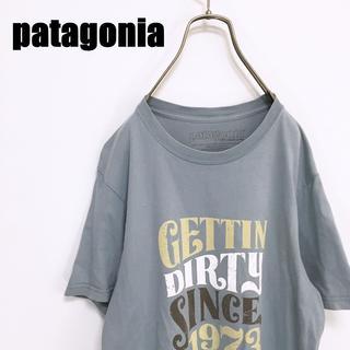 パタゴニア(patagonia)のpatagonia パタゴニア Tシャツ 90s 古着 Sサイズ(Tシャツ(半袖/袖なし))