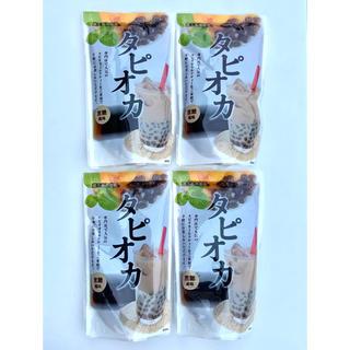 KALDI - 蔵王高原農園 タピオカ シラップ漬け 4袋 ★ 新品